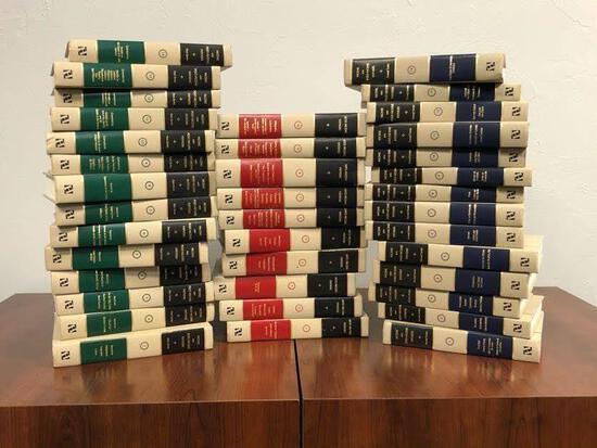 Ante-Nicene, Nicene & Post-Nicene Fathers Book Set
