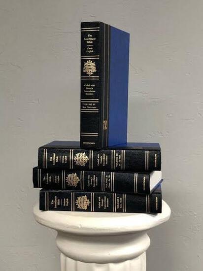 Interlinear Bible Set