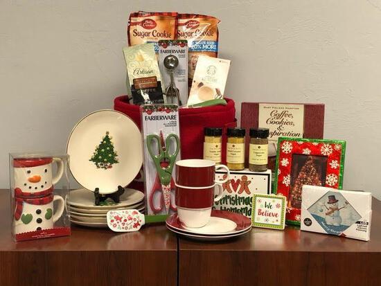 Cookies, Coffee and Christmas