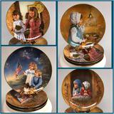 Sandra Kuck Plate Collection