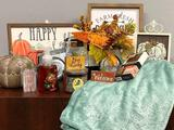 Fun Fall Decor Basket