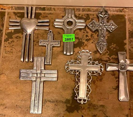 Metal Crosses