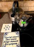 Tea Pots and Ceramic Pot Holders