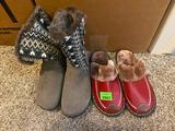 Boots - 10, Slipper- 10