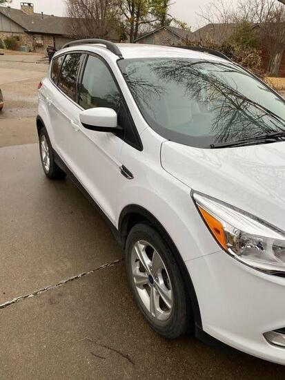 2014 Ford Escape Multipurpose Vehicle (MPV), VIN # 1FMCU0GX1EUA04767