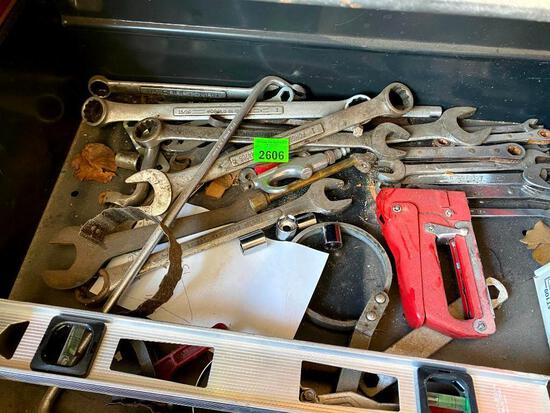 Assorted Wrenches & More