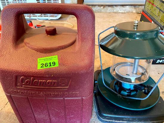 Lantern & Propane Lantern Case