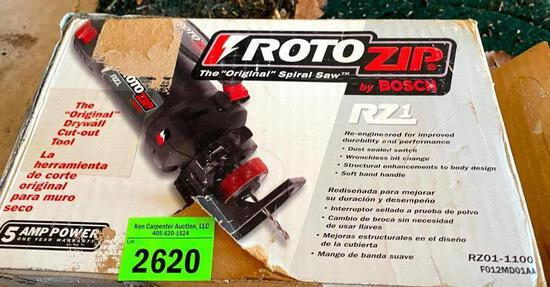 RotoZip by Bosch