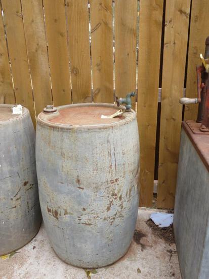 55-gal steel drum