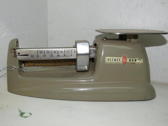 Pitney Bowes Scale