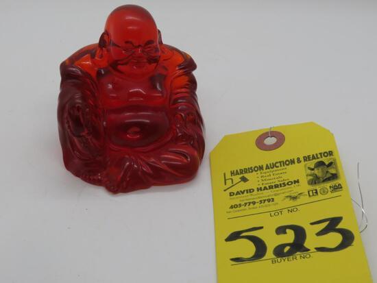 Cherry Amber Buddha