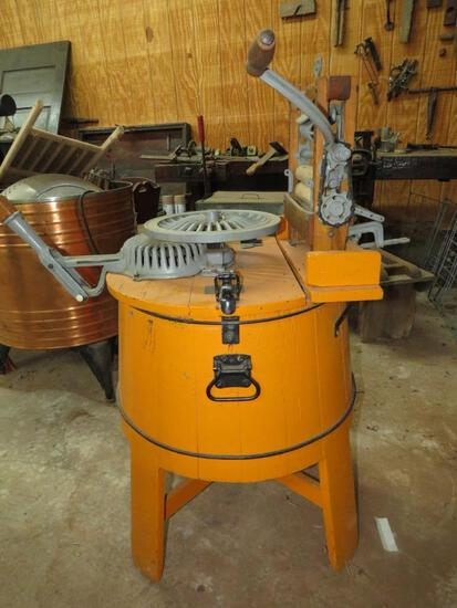 Antique Anchor Brand Washing machine