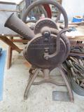 Vintage old Antique Burrall's No. 2 Right Hand corn Sheller.