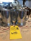 Vintage Retro Playboy Bunny Moscow Mule Beer Mugs Collectibles
