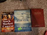 Books-Financial Info