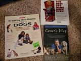 Dog training and Dog books