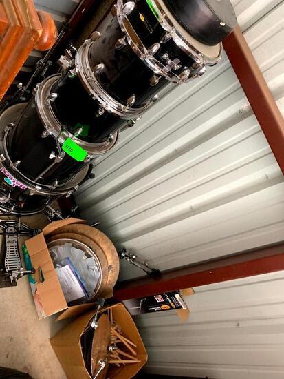 SP drum set