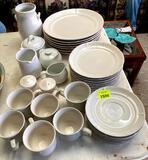 Sonnet - White Stoneware - Japan