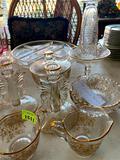 Glaston Berry Glassware