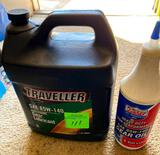 Gear Lubricant and Oil