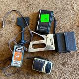 Stamper, Radio, Recorder, and Misc
