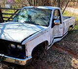N.T Chevy Pickup Year unknown