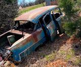 No title junk car