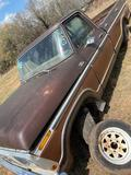 78' Ford Pick Up No Title