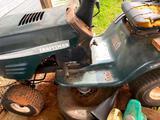 Craftsman lawn mower 17 HP O.H.V Motor - Runs & Drives Good