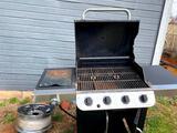 BBQ Grill Propane