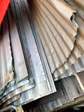 21pc of Aluminum Sheets