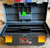 Plastic Tool Box, New