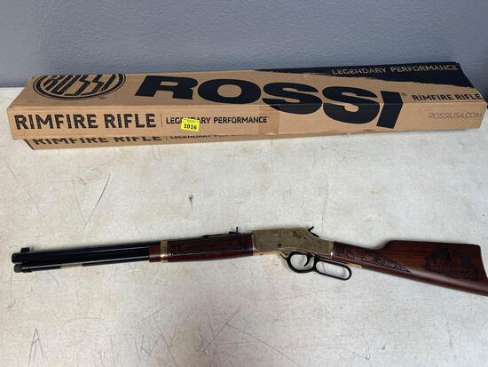 Henry repeating caliber .45 colt Rifle