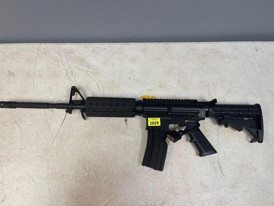 Bushmaster firearms carbon 15 multi