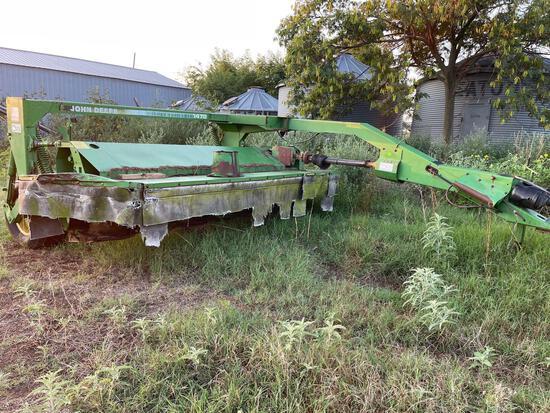 John Deere 1470 mower conditioner