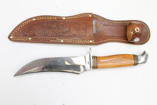 Schrade Walden sheath knife
