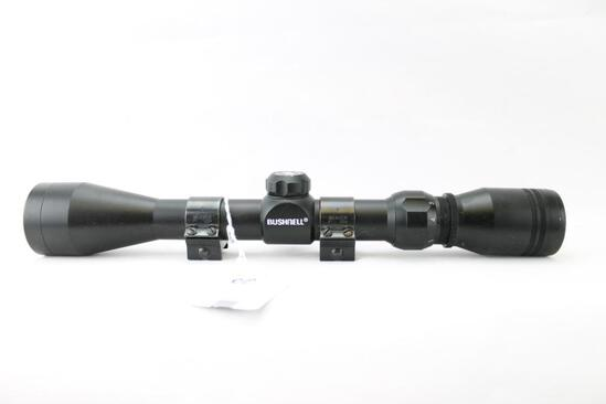 Bushnell variable rifle scope