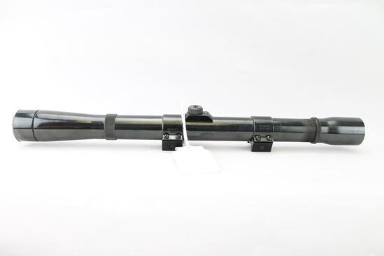 Weaver scope