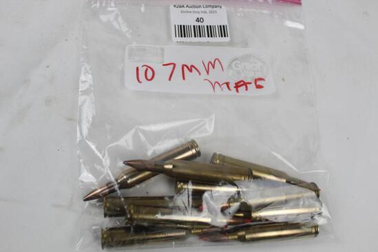 7mm Remington Mag ammo