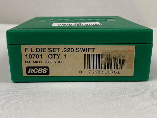 .220 Swift ammo & dies