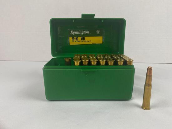 .30-30 Winchester ammo
