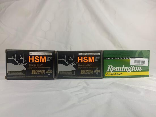 .264 Win Mag ammo