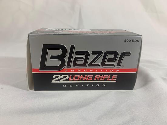 .22 LR ammo