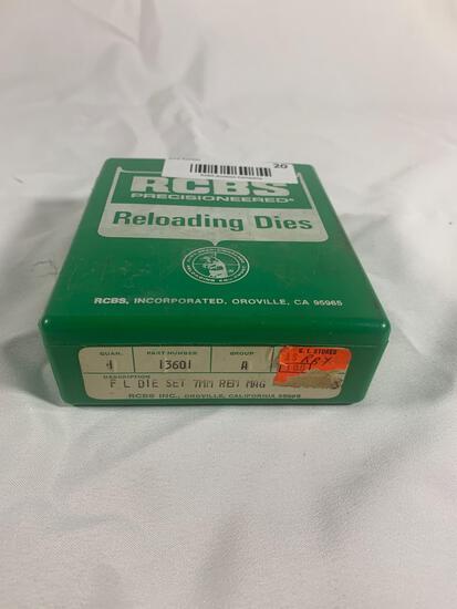 Reloading dies