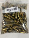 .222 Remington brass