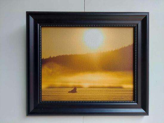 Framed John Hyde Art
