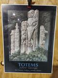 Print Totems by Joanne George