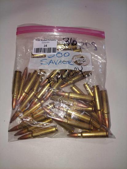 300 savage ammo