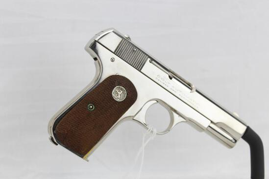 Colt Automatic Hammerless