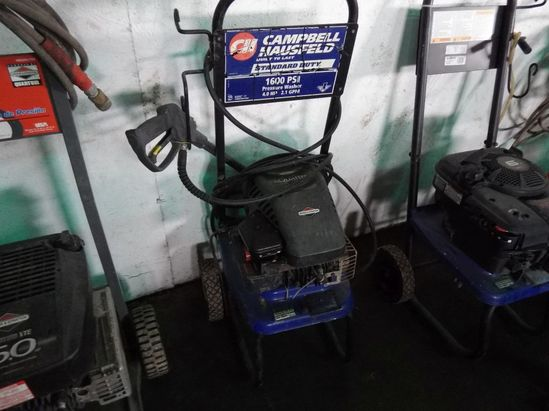 Campbell pressure washer